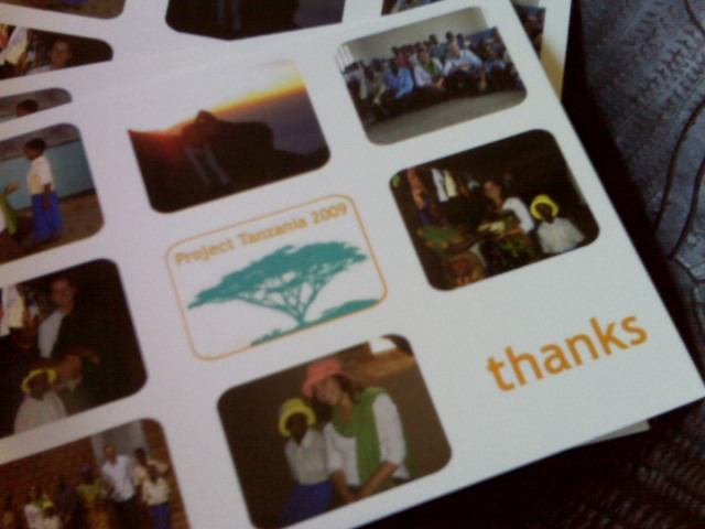 Thank Moo Postcards