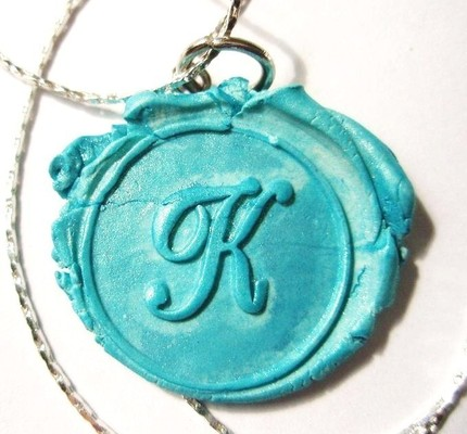 Monogram Wax Seal (CallaghanArtGallery)
