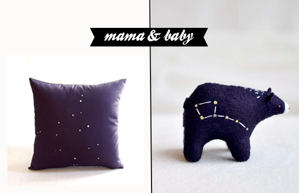 [Mama & Baby] Ursa Major & Minor