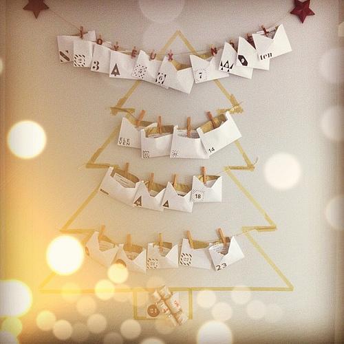 Advent Calendar sparkle